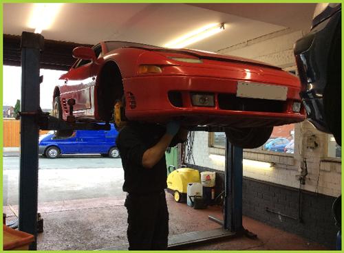 Vehicle Repair Stoke On trent