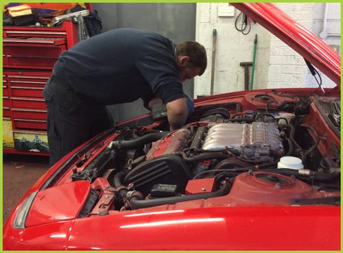 Car Repair Stoke