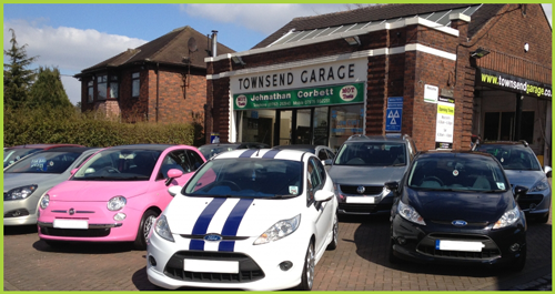 Car Sales At Townsend Stoke